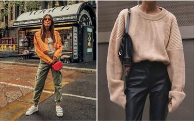 Móda Refresher: Češky a Slovenky ti opět dokáží, že módu mají dávno v malíčku