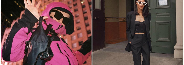 Móda Refresher: Dalyb v ružovej bunde The North Face či Yzomandias ukrytý za bankovkami