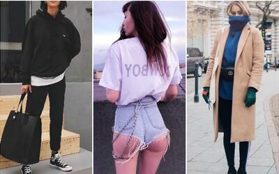 Móda Refresher: Najlepšie outfity zo slovenských a českých ulíc za posledných 12 mesiacov