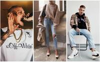 Móda Refresher: Off-White valcuje slovenskú rapovú scénu a ženy z našich končín si čoraz viac idú high fashion