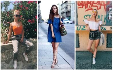 Móda Refresher: Privítajte s nami leto pohľadom na najlepšie oblečené slečny zo Slovenskej a Českej republiky