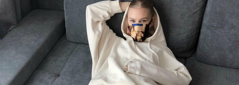 Móda Refresher: Slovenky a Češky vytiahli luxusnú módu, pričom doma vsádzajú na komfort