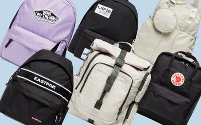 Móda Refresher: Zpříjemni si návrat do školy nebo na pracoviště novým batohem od značek Y-3, Eastpak nebo Fjällräven