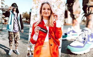 Móda ulíc: Aké tenisky nosia Bratislavčania na jeseň a koľko sú ochotní minúť za kvalitný kabát?