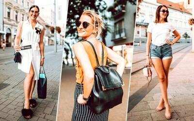Móda ulíc: Drahé kabelky, Supreme tričko, ale i outfity do 3 € zo second handov. V Bratislave sme zmapovali štýl mladých Sloveniek