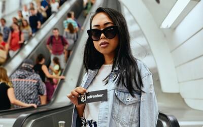 Móda z metra: Co nosí mladí Pražané během horkých letních dnů?