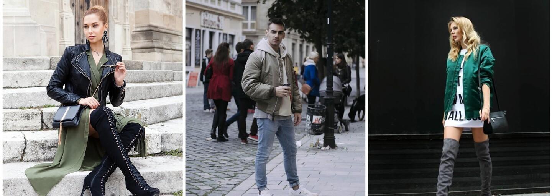 Móda z českých a slovenských ulic: To nejlepší za měsíc říjen