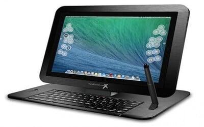 ModBook Pro X, tablet so systémom OS X