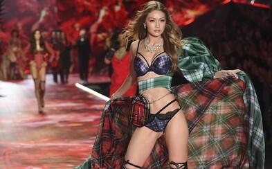 """Modelka Gigi Hadid prehovorila o tlaku na dokonalosť: """"Aj ja som iba človek a robím chyby"""""""