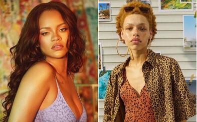 Modelka spolupracujúca s Rihannou klamala, že je transgender. Vydala rapovú skladbu venovanú každému, kto jej závidí