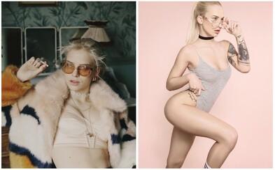 Modelka Viktória Orlická zmenila imidž a z krehkej blondínky je dnes stále krásna sebavedomá rebelka