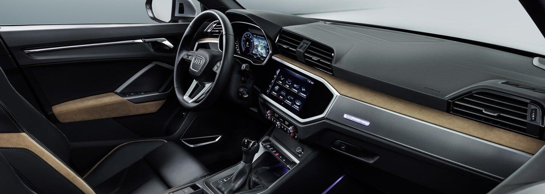 Modelová ofenzíva Audi je v plnom prúde. Úplne novej generácie sa dočkala aj obľúbená Q3-ka