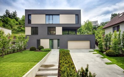 Moderné bývanie určené pre rodinu s deťmi z metropoly východného Slovenska