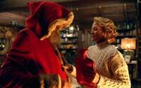 Moderní a vtipná paní Santa Clausová ve vánoční reklamě od Marks & Spencer zastínila i dílo Johna Lewise