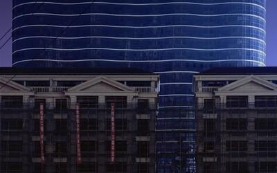 Moderní čínská města duchů. Ambiciózní projekty z daleké Asie, které stále čekají na první obyvatele