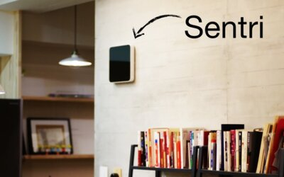 Moderný domov? To je Sentri