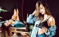 Módna blogerka Lau Ren v kariére modelky nechcela pokračovať. Rada stojí pred objektívom, ale aj za ním