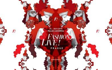 Módna iniciatíva Fashion LIVE! mieri po Bratislave aj do Prahy