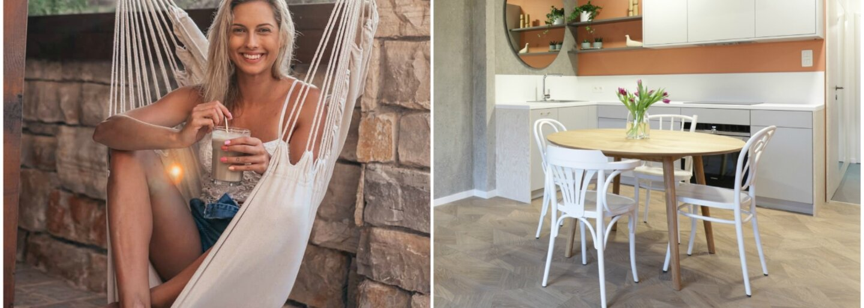 Módnej blogerke Ivanke Petrušovej učaroval minimalizmus, jej nové bývanie je toho odrazom