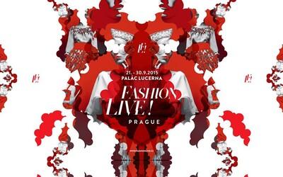 Módní iniciativa Fashion LIVE! míří po Bratislavě i do Prahy