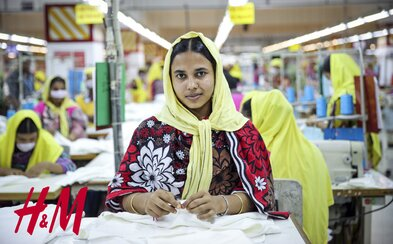 Módny priemysel sa učí vyrábať ekologicky a H&M vedie revolúciu