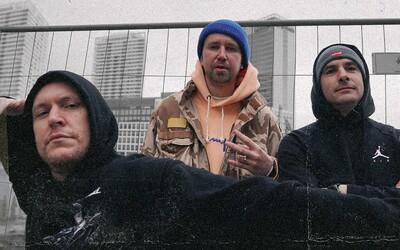 Moja Reč je zpátky. Slovenská kapela po tříleté pauze vydává klip a pracuje na albu