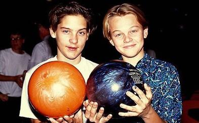Momentky známých osobností z jejich mládí, které jsi možná ještě nikdy neviděl. Nechybí Leonardo DiCaprio, Kurt Cobain či Pamela Anderson