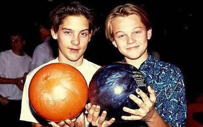 Momentky známych osobností z ich mladosti, ktoré si možno ešte nikdy nevidel. Nechýbajú Leonardo DiCaprio, Kurt Cobain či Pamela Anderson