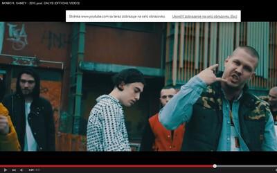 Momo a HAHA crew bourají všechny rapové hranice společným singlem 2015