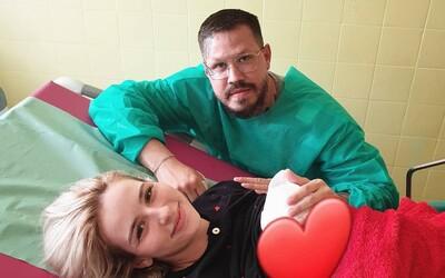 Momo je dvojnásobným otcom, na svete privítal dcéru Elizabeth