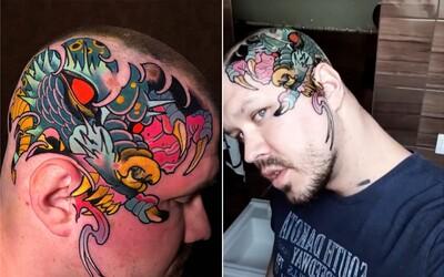 Momo nám prezradil, čo znamená jeho tetovanie na hlave. Spýtali sme sa ho aj na fotky vymazané z Instagramu