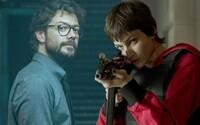 Money Heist dostane na Netflixu 5. i 6. sérii! Tvůrci hovoří o spin-off seriálech s novými přepadeními a postavami