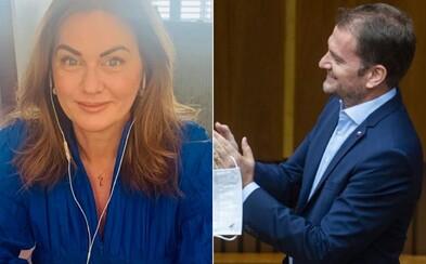 Monika Beňová bráni prezidentku: Matovič musel byť buď pod vplyvom nejakých liekov alebo sa opäť zbláznil