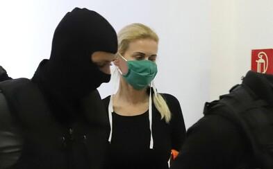 Monika Jankovská musela po 20 dňoch prerušiť svoju protestnú hladovku. Skončiť mala na infúziách