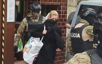 Monika Jankovská skončila na psychiatrii, vraj naznačila, že sa pokúsi o samovraždu