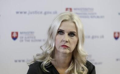 Monika Jankovská vraj chcela z väzby udať politikov a oligarchov, umlčala ju prokurátorka