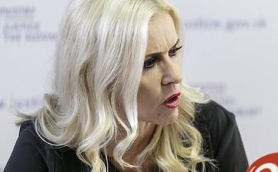 Monika Jankovská vypovedá na NAKA, údajne o korupcii na súdoch. Po Žigovi má hovoriť o Zoroslavovi Kollárovi a spol.
