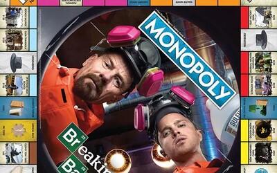 Monopoly zo sveta Breaking Bad: Hráči budú môcť nakupovať pervitínové laboratóriá či spodné prádlo Heisenberga