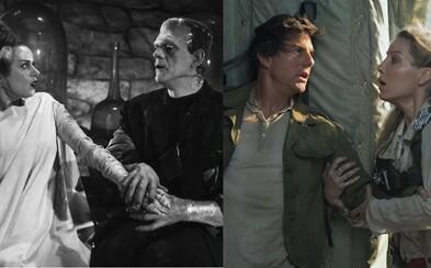 Monštrá od Universalu sa rozrastú o Frankensteinovu nevestu. Zahrá si ju Angelina Jolie?