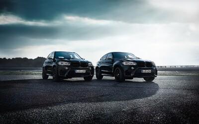 Monštruózne M-kové SUV-čka so slušnou porciou výkonu BMW vyšperkovalo novou edíciou