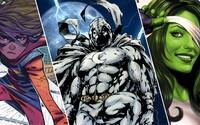 Moon Knight, She-Hulk a Ms. Marvel dostanú od Marvelu vlastné hrané seriály