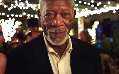 Morgan Freeman si v akčnej komédii strihne bohatého majiteľa luxusného rezortu, ktorému bude robiť problémy Tommy Lee Jones