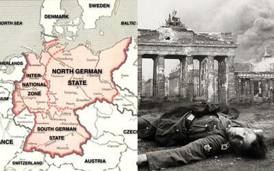 Morgenthauov plán: Najtvrdší trest pre porazené Nemecko, ktoré sa už nikdy nemalo stať plnohodnotným štátom