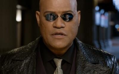 Morpheus z Matrixu v novej reklame pre Kiu K900