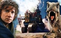 Mortal Engines nevyužije kúzlo steampunku, prekvapí množstvom praktických efektov a bude odkazovať na Hobita, Jurský Park či Mimoňov