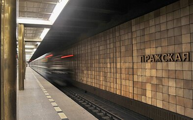 Moskva chce přejmenovat stanici metra Pražská na Maršála Koněva. Jako mstu za odstranění památníku v Praze