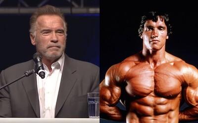 Motivační projev Arnolda Schwarzeneggera obletěl svět a zasáhl miliony lidí. Pokud potřebuješ nakopnout, vyslechni si ho