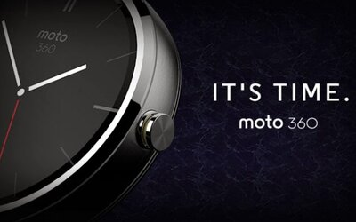 Motorola 360: keď sa elegancia spojí s technológiou