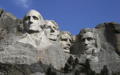 Mount Rushmore: Ikonický symbol USA stvárňujúci štyroch najväčších prezidentov oslavuje už 75 rokov