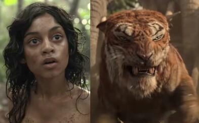 Mowgliho od Serkisa a Netflixu uvidíme ešte tento rok. Nový trailer sľubuje drsnejšiu a odvážnejšiu adaptáciu Knihy džunglí